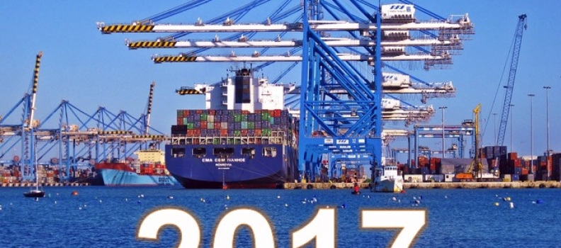 2017 International Shipping Predictions