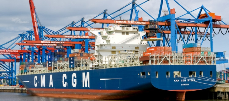 CMA CGM Announces Possibly Trend-Setting Fee & New Service