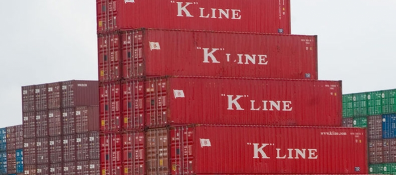K Line Sues Over Bankruptcy Rumors