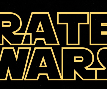 Freight Rate Wars – Star Wars Crawl