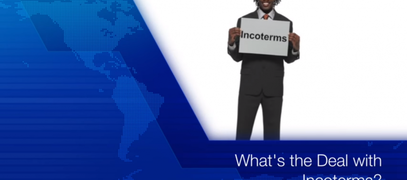 Universal Cargo Teaching About Incoterms in Lorman Live Webinar