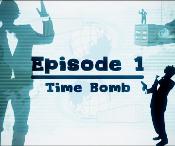"The Eggie Files – Episode 1 ""Time Bomb"""