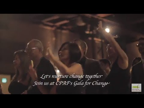 CPAF Gala for Change