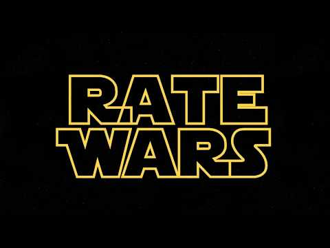 Freight Rate Wars - Star Wars Crawl - Universal Shipping News