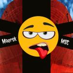 2M Bitterness Maersk & MSC