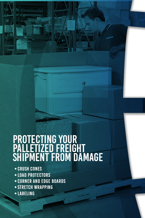 how to protect your shipping pallet from damage
