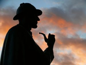 Sherlock Holmes Looks Into International Shipping Carriers