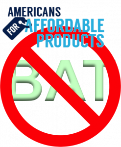 Americans for Affordable Products against BAT