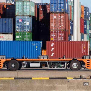 automated container shipping
