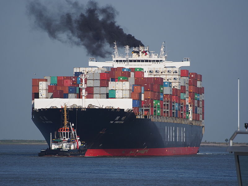 'Make Shipping Sexy' Part of Decarbonization Plan for International Shipping