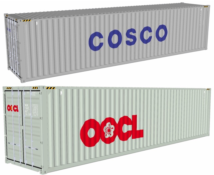 Shrinking Carrier Competition: Cosco Buying OOCL