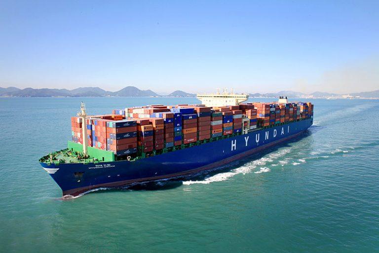 Hyundai Merchant Marine Dream container ship