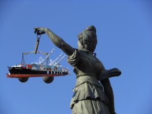Hanjin could sue shippers