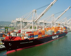 Hapag-Lloyd Ship
