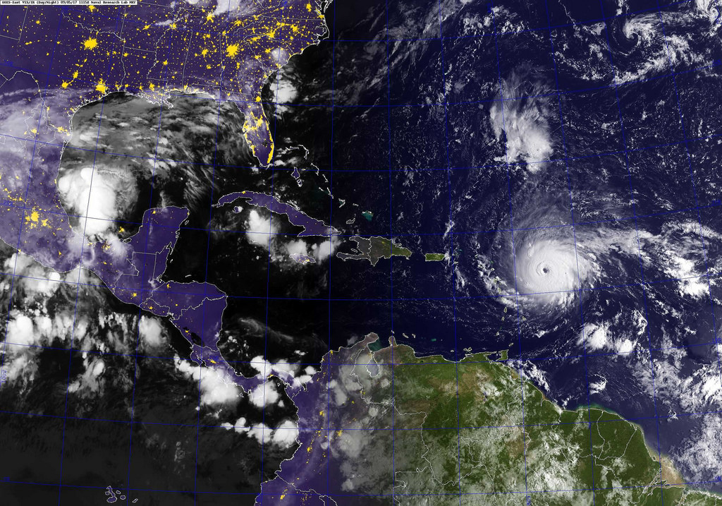 U.S. Ports Bracing for Another Deadly Hurricane