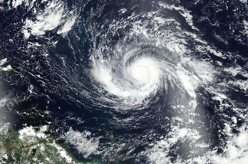 Fallout of Hurricane Irma on Shipping