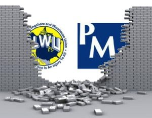 ILWU PMA meet about contract extension
