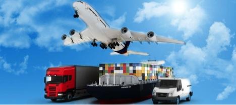 International Shipping air, ocean, truck, van