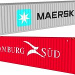 Maersk Buying Hamburg Süd