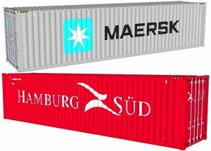 Maersk Buying Hamburg Süd