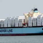 Maersk Cargo Ship