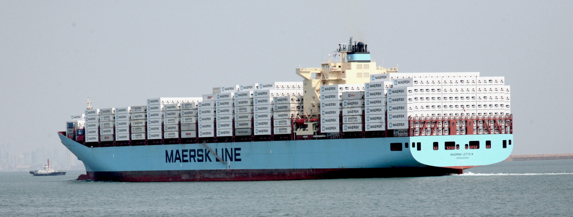 Maersk Expects Carrier Competition to Shrink to 3 Global