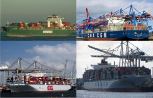 OCEAN Alliance - Evergreen, CMA CGM, OOCL, COSCO
