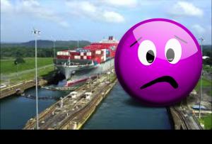 Panama Canal Risky