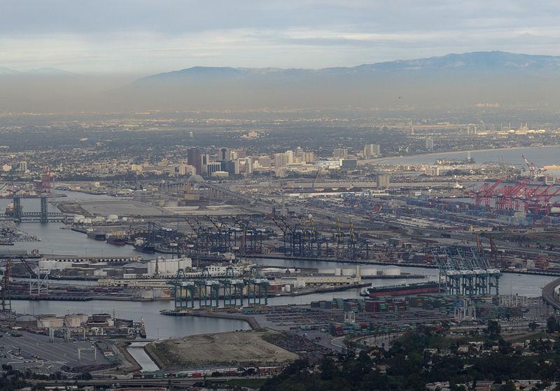 Ports of LA & LB Release Clean Air Action Plan for Public Comment