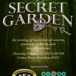SecretGarden High Point Party