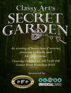 SecretGarden High Point Party
