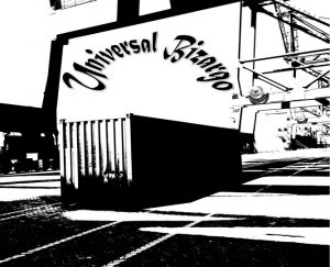 Universal Bizargo shipping container