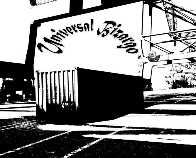 Universal Bizargo: 4 Men Found in Shipping Container