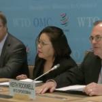 WTO TFA press conference