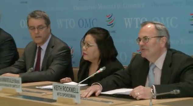 New WTO Deal Supposed to Boost International Trade by $1 Trillion