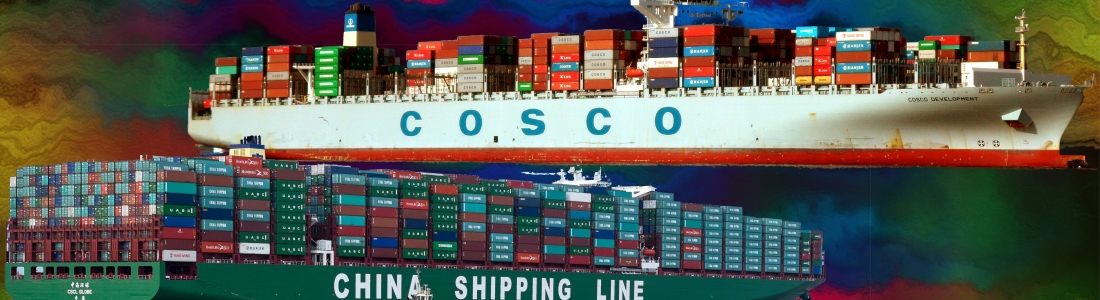 Here Comes China Cosco Shipping Corporation, Shipping Leviathan