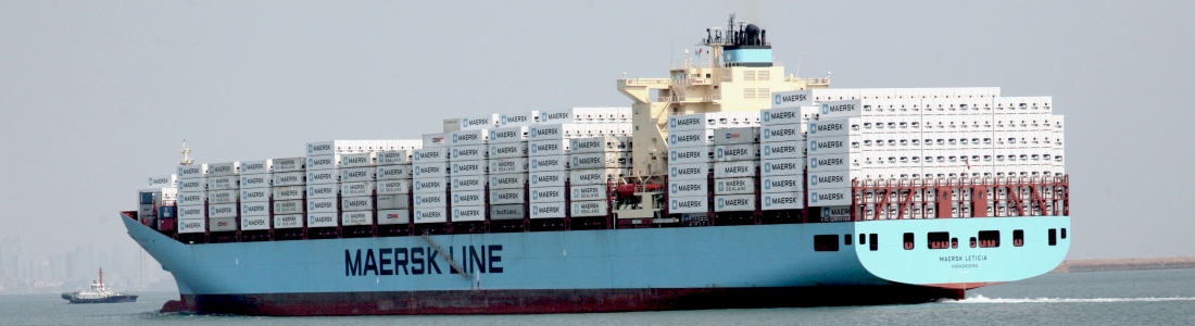 Maersk Sending First Container Ship Through Arctic - Universal Cargo