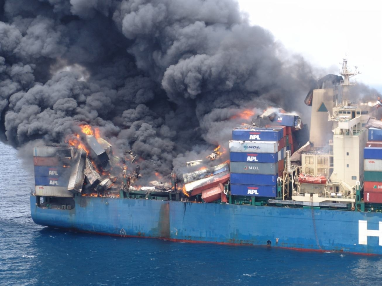 Warning: Increased Ship Collisions Highlight Need for Cargo Insurance
