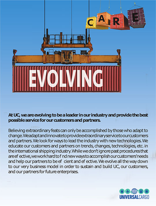 company-evolving