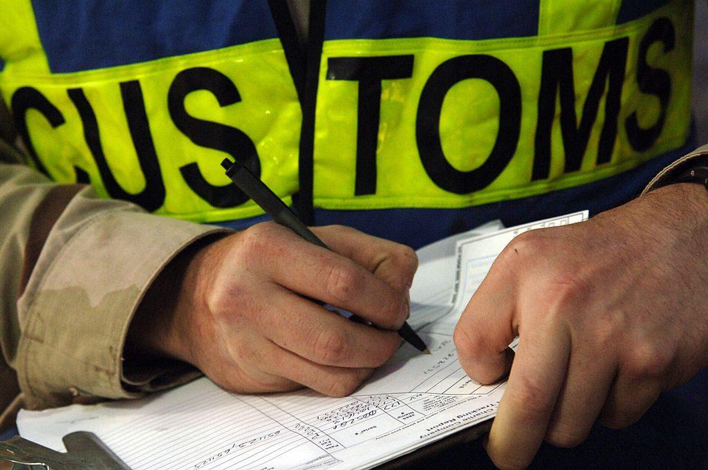 customs importer paperwork