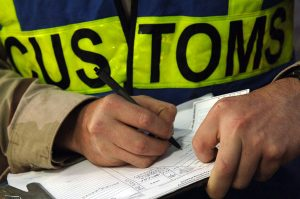 customs importer paperwork