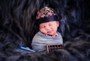 Tim Hu's Baby Boy