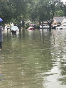 crazy Hurricane Harvey flooding in Texas