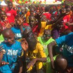 Uganda Kids Having Fun