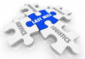 last mile logistics puzzle