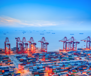 Ocean Freight Port