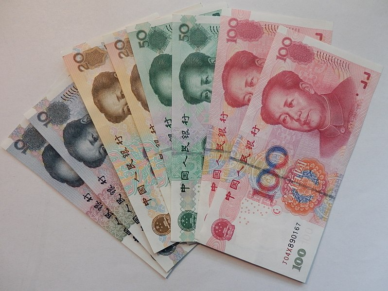 China Renminbi Joins U S Dollar As Main World Currency