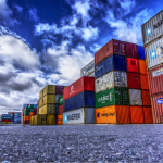 shipping containers for import export