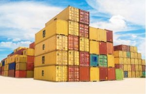 shipping containers supply chain