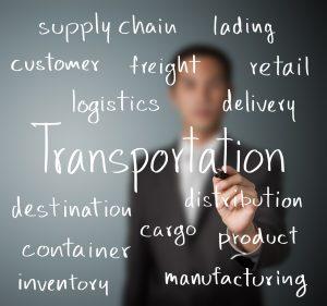 Shipping logistics transportation